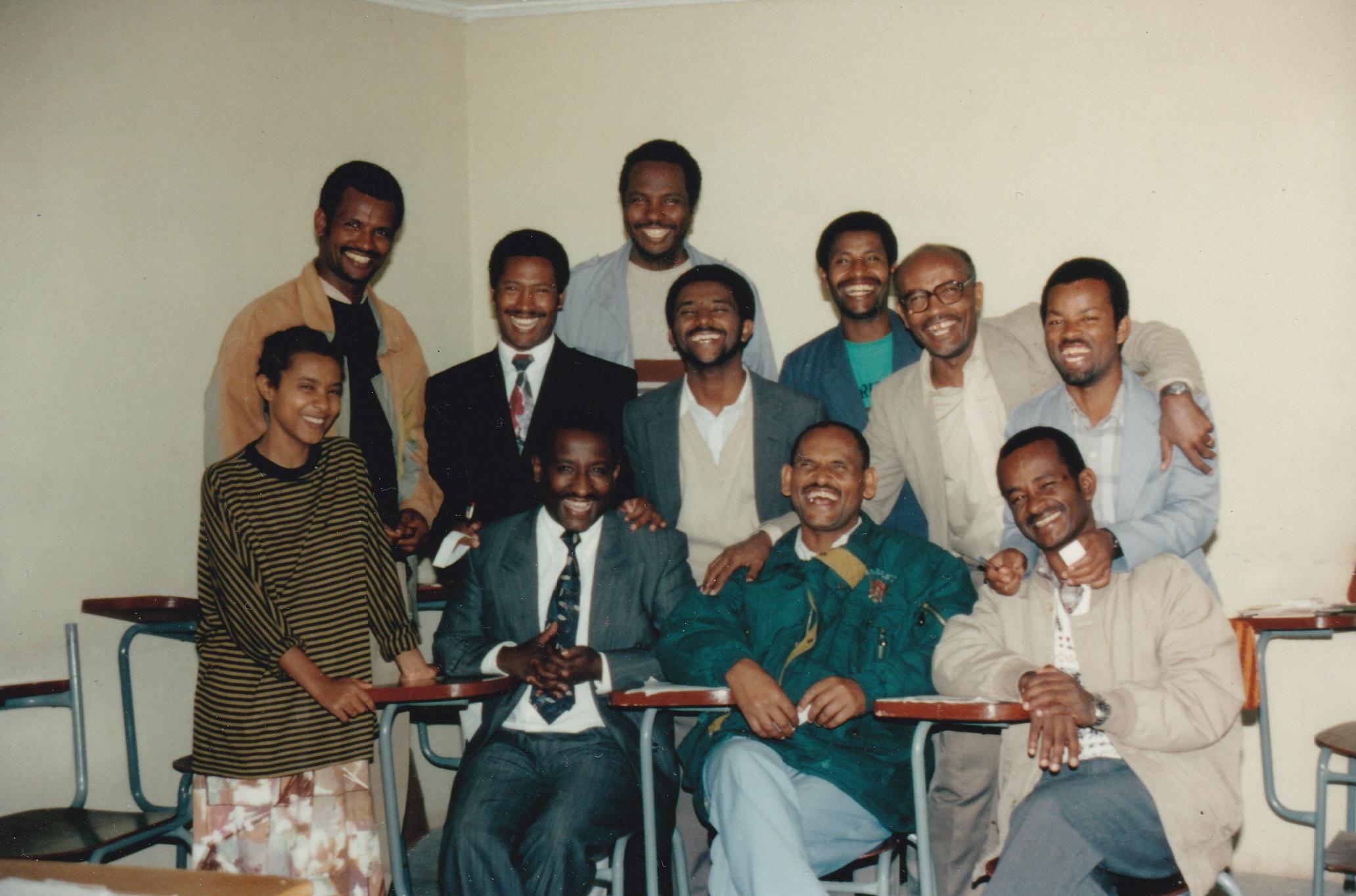 First Class 1994-96