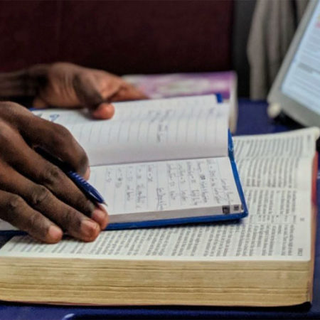 Bible and Christian Ministry